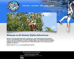 Thumbnail of www.airdonkeyzipline.com