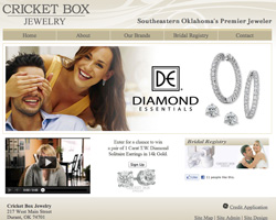 Thumbnail of www.mitchelljewelers.com