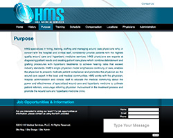 Thumbnail of www.hillmedicalservices.com