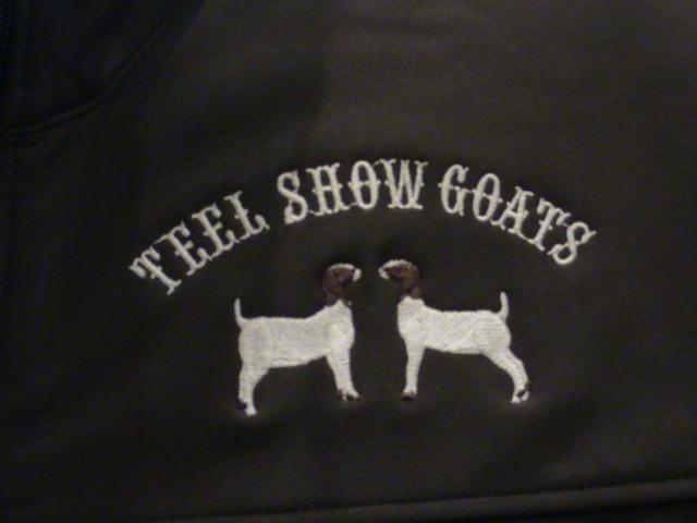 The Teel Show Goats Photo