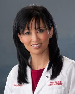 Photo of Tram Pham Hill, M.D., CEO/CMO