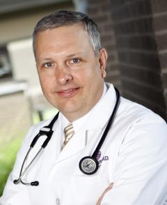 Photo of Doug L. Friesen, M.D.